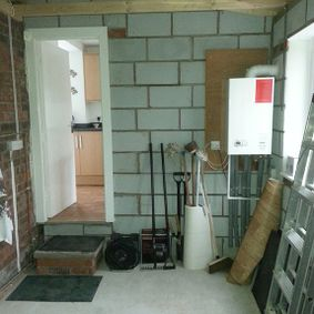 Client Photo of Property Maintenance and renovation